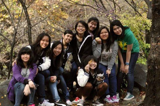 외국인 예배 수련회 - 2011